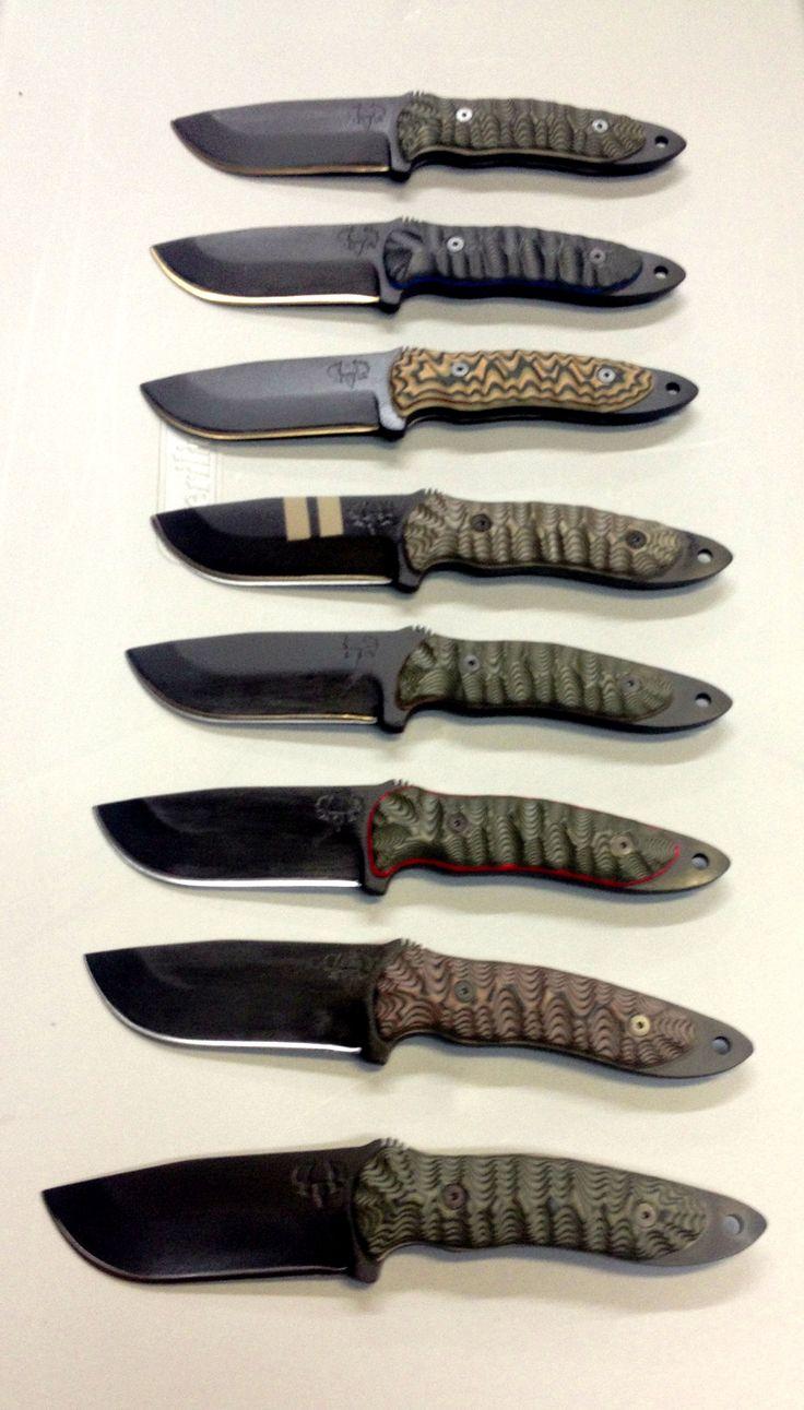 DMO Knives Breacher Models. www.dmoknives.com www.facebook.com/dmoknives