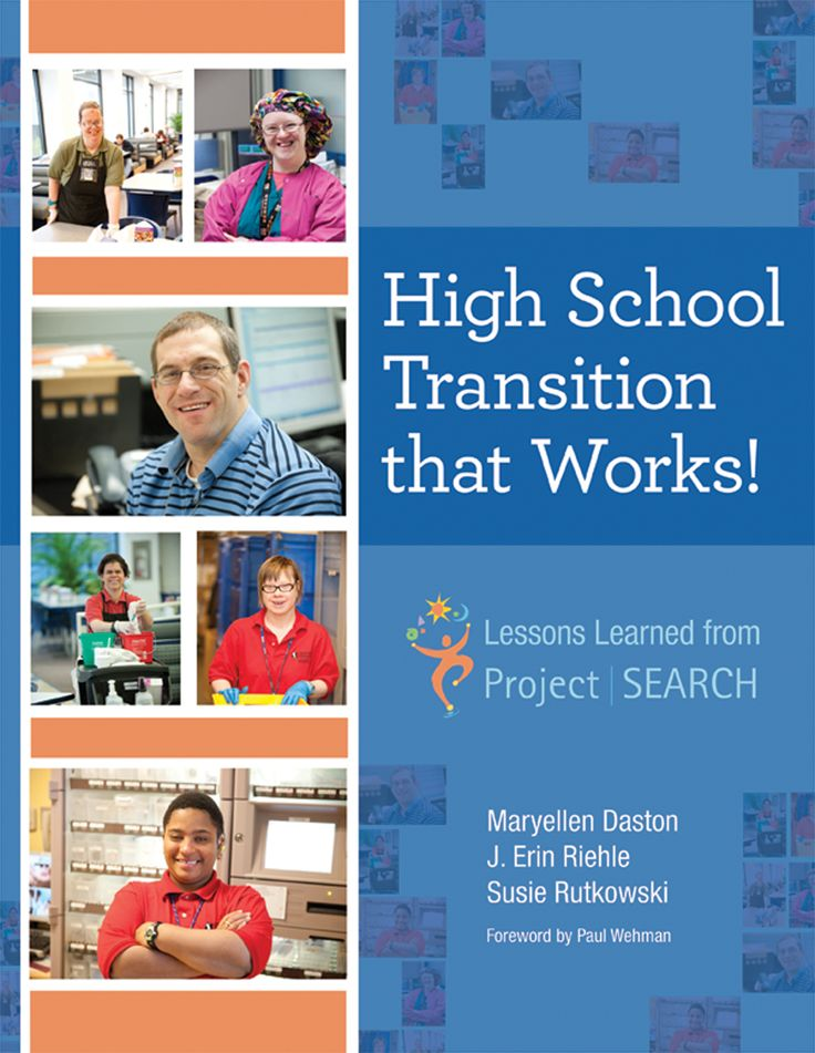 What lessons can your program learn from the highly successful Project SEARCH® model—and how can you apply these strategies to improve training and employment opportunities for students with disabilities? Find out in this accessible guidebook, your key to using principles of one of today's most effective transition models to help young adults with intellectual and developmental disabilities get, keep, and succeed at a fulfilling job of their choice.