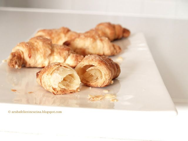 Croissants furbi col Philadelphia