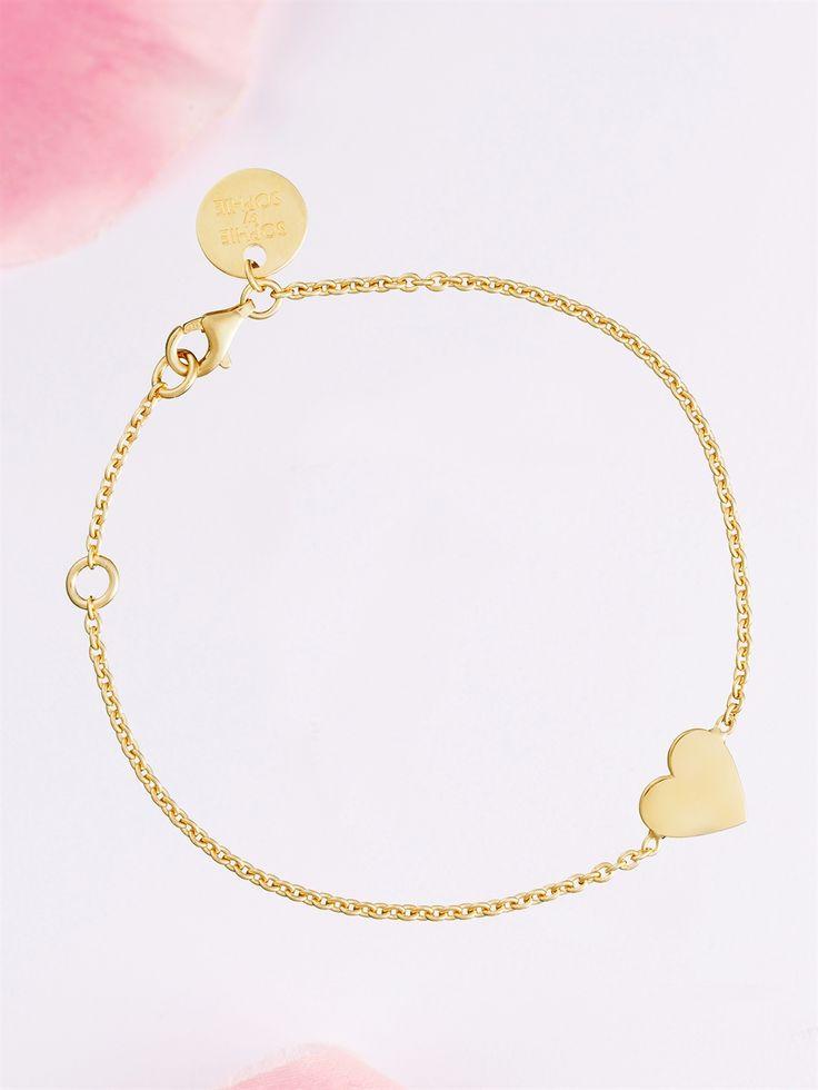 Heart bracelet - Jackie