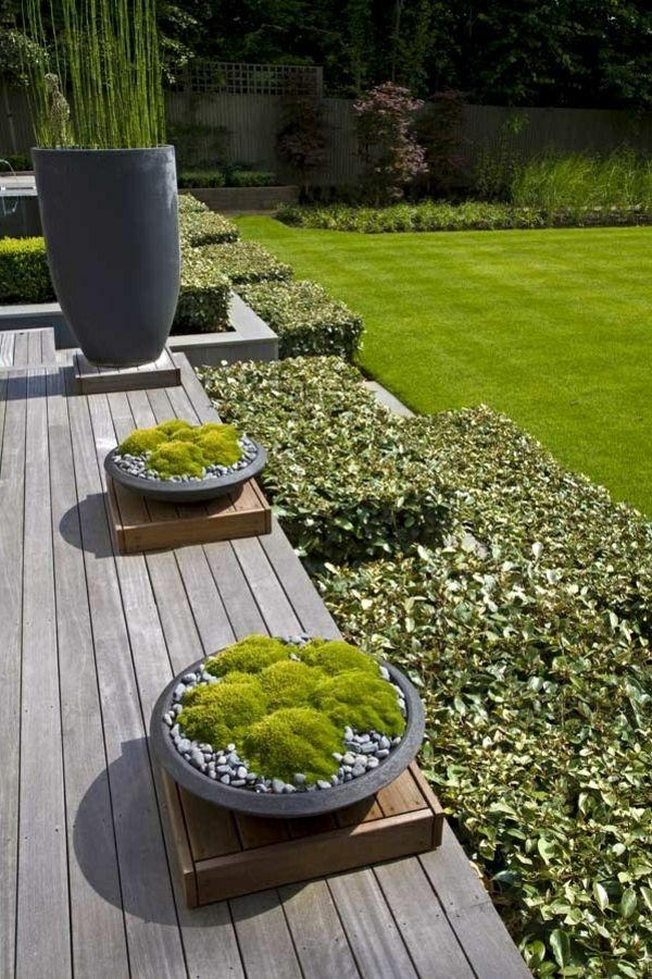 Die 25+ Besten Ideen Zu Gartengestaltung Mit Kies Auf Pinterest ... Grundprinzipien Des Gartendesigns