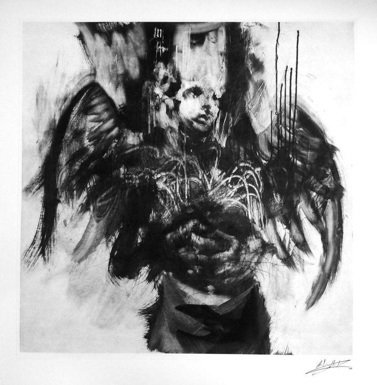 Antony Micallef - A Study of Icarus