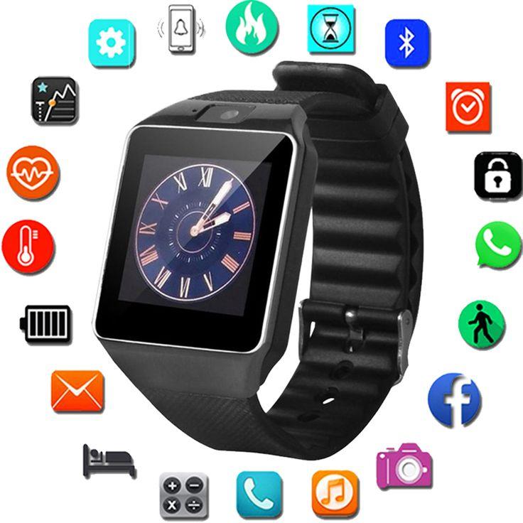 Dz09 Smartwatch Smart Watch Digital Men Watch For Apple Iphone
