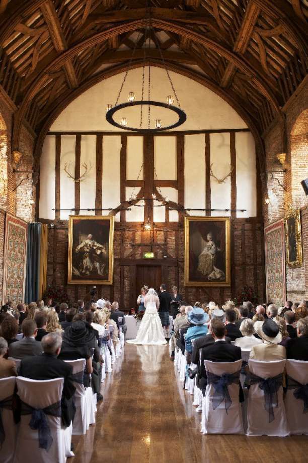 Hatfield House Wedding Venue In Hertfordshire Set Within The Wonderful Surroundings Of