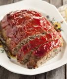 Old-fashioned Meatloaf - A.K.A Basic Meatloaf Recipe — Pauladeen.com