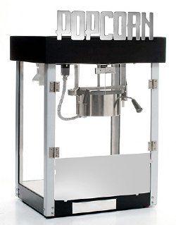 HTD Canada 4 oz Metropolitan Commercial Popcorn Machine