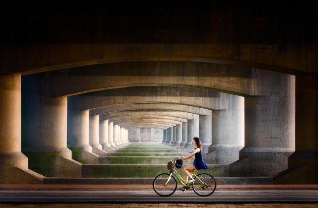 21 пример минимализма в фотосъёмке людей