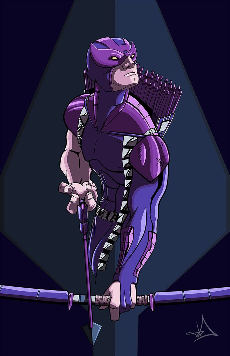 Hawkeye, David Joyce on ArtStation at https://www.artstation.com/artwork/hawkeye-a51050c0-79ed-4000-96d6-c2e16deaf813