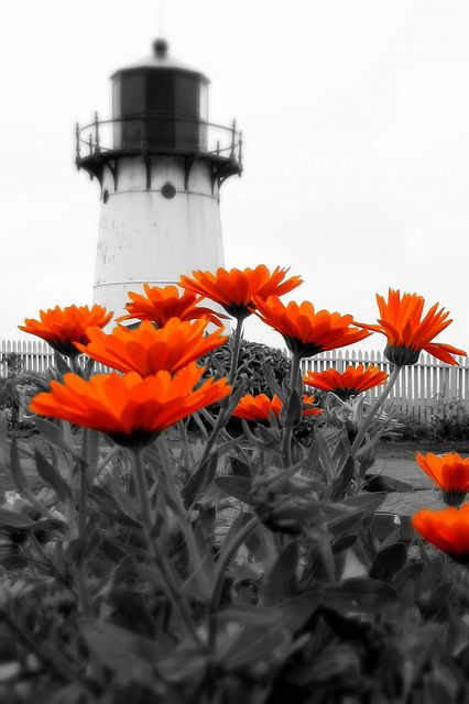 Point Montara Lighthouse, Half Moon Bay, California
