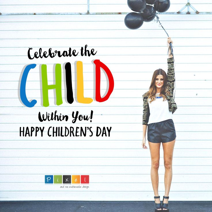 Kids go where there is excitement, they stay where there is love. #Happy #ChildrensDay #childhood #adorable #innocent #sweetbaby #coolbaby #babystyle #love #friends #Pixels #pune