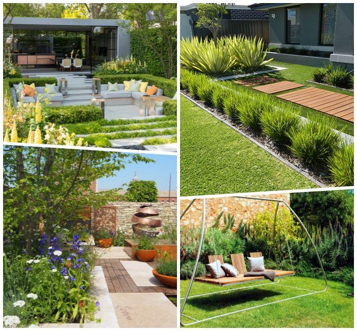 Garden Ideas Fantastic Examples Of How To Design Your Garden Tashia Eagle S Blog In 2020 Modern Garden Garden Design Beautiful Backyards