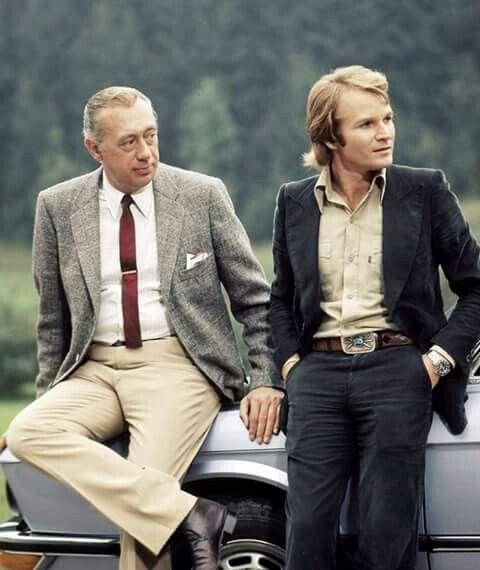 """""""Hol' schon mal den Wagen, Harry"""" --- Dieser Satz ist niemals so gesagt worden von Inspektor Stephan Derrick"""