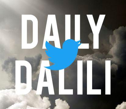 Tweet us on Twitter! @dalilidesign