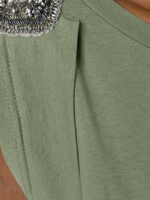 Купить Antonio Marras асимметричное лоскутное платье.
