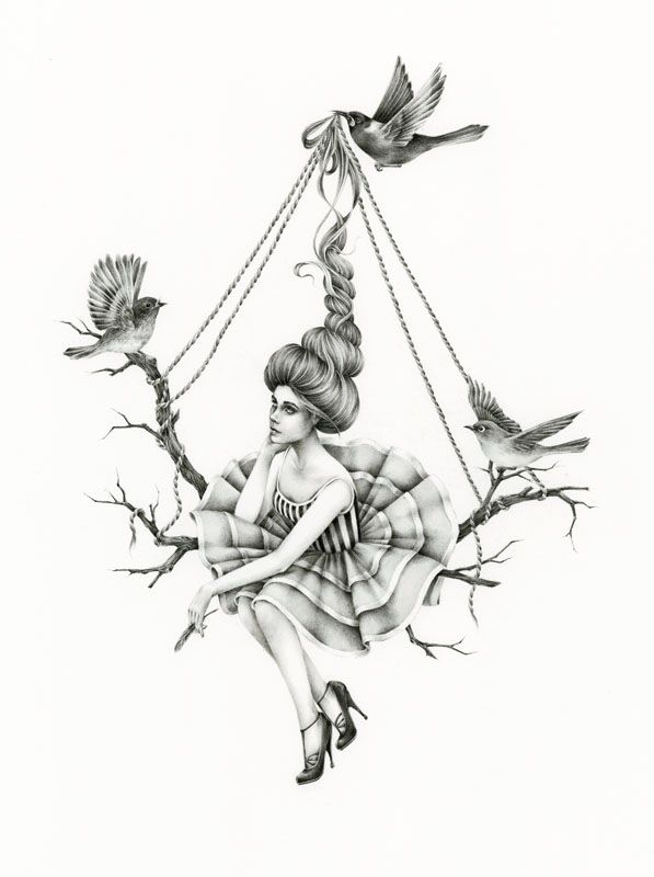 Click to enlarge image picture99.jpg COURTNEY BRIMS' GRAPHITE RENDERINGS