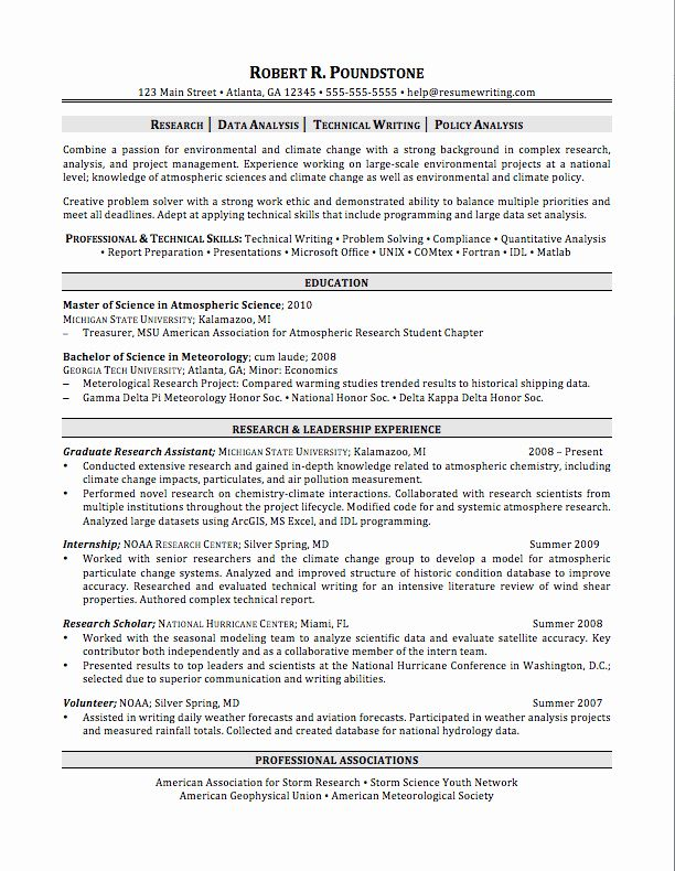 23 Resume For Graduate School Example In 2020 With Images Student Resume Template Sample Resume Cover Letter Nursing Resume Template