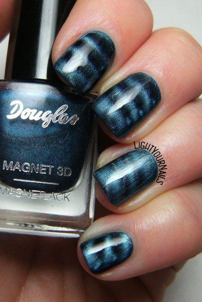 Douglas Magnet 3D: Blue Attraction