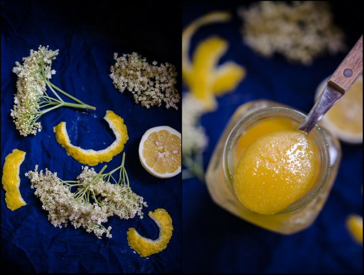 #Honey #elderberry #drink #refreshing - KissTheCook