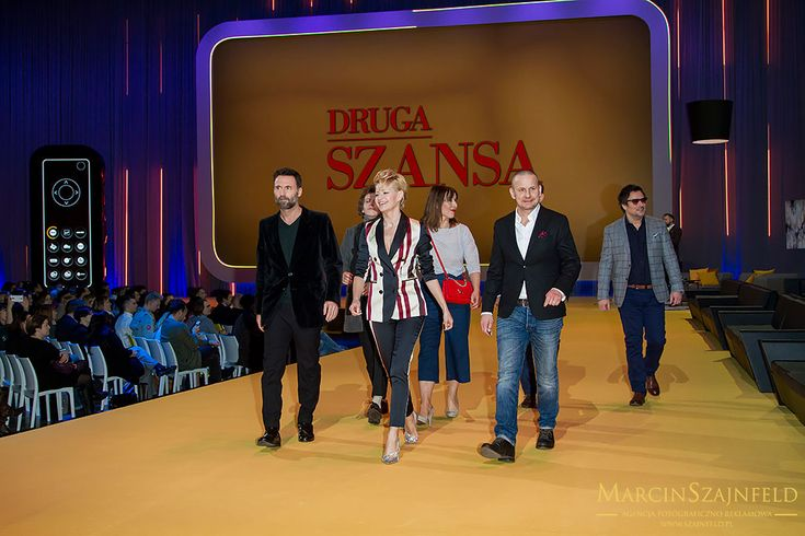 Aktorzy serialu DRUGA SZANSA podczas WIOSENNEJ RAMÓWKI TVN 2017. Na zdjęciu miedzy innymi Małgorzata Kożuchowska. Więcej zdjęć na http://szajnfeld.pl/wiosenna-ramowka-tvn-2017/
