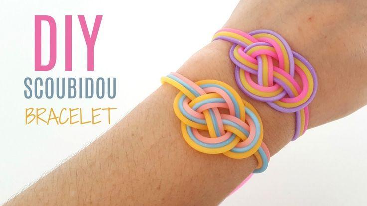 25 unique scoubidou ideas on pinterest diy new bracelets friendship bracelets with beads and - Comment faire le debut d un scoubidou ...