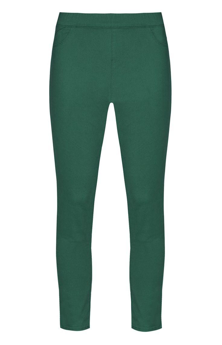 Primark - Jeggings verde