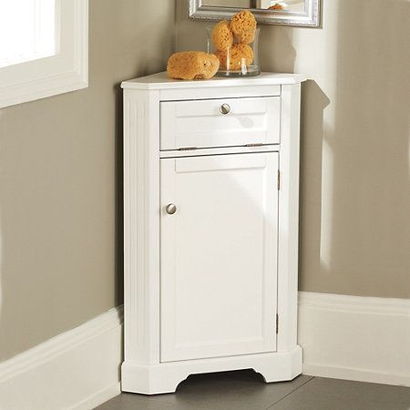 Images Of Weatherby Bathroom Corner Storage Cabinet