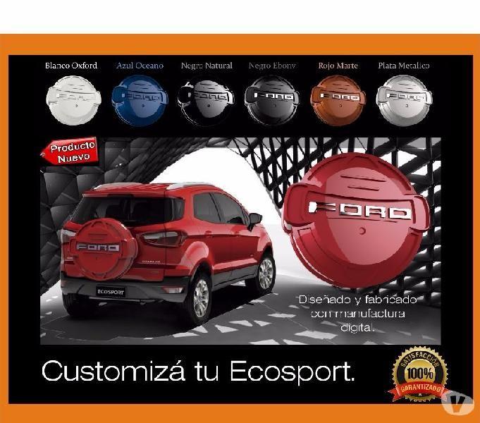 Nuevo Cubre Rueda Rigido Ford Ecosport Todos Lo Modelos Ford