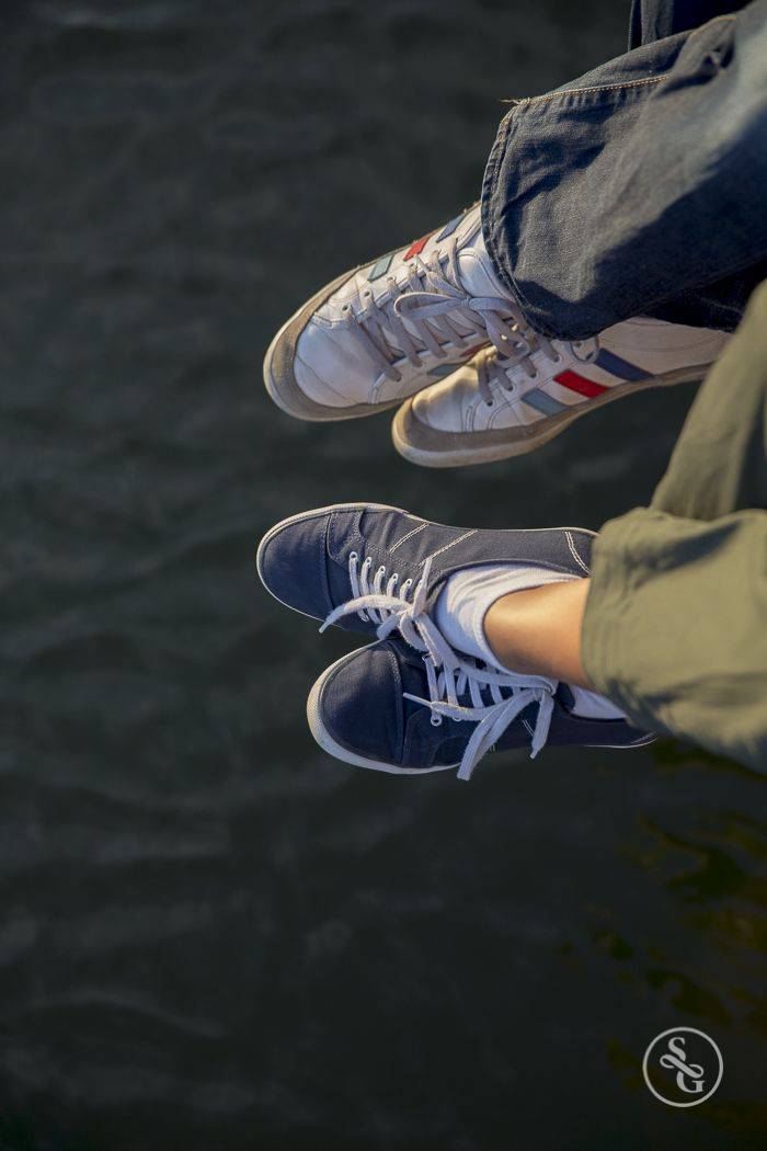 Intimate Engagement Portrait Couple Shoot | Shoes #simongorges #engagementshoot #smile #intimate #portraitcouple #love