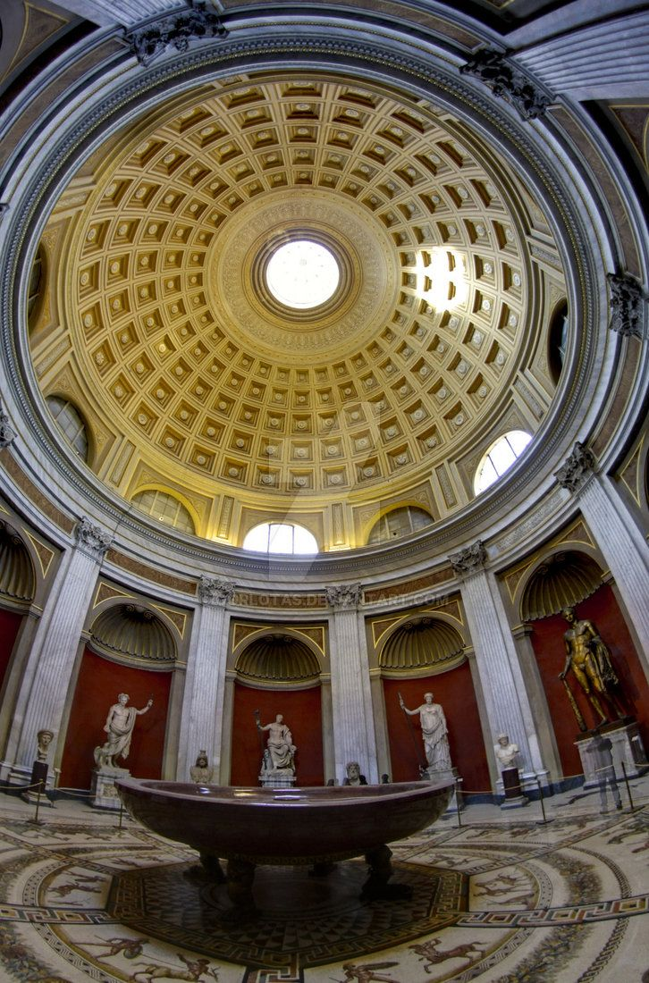 "fabforgottennobility: ""Musei Vaticani Circular by gorlotas """