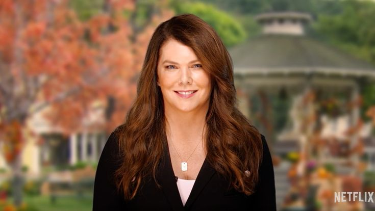 Lauren Graham Introduces Gilmore Girls to the World in New Netflix Promo from InStyle.com