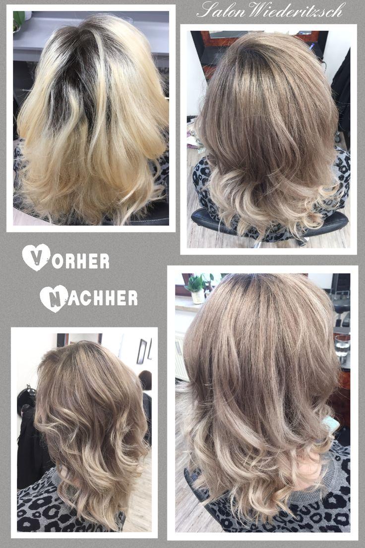 Friseur bianca blond