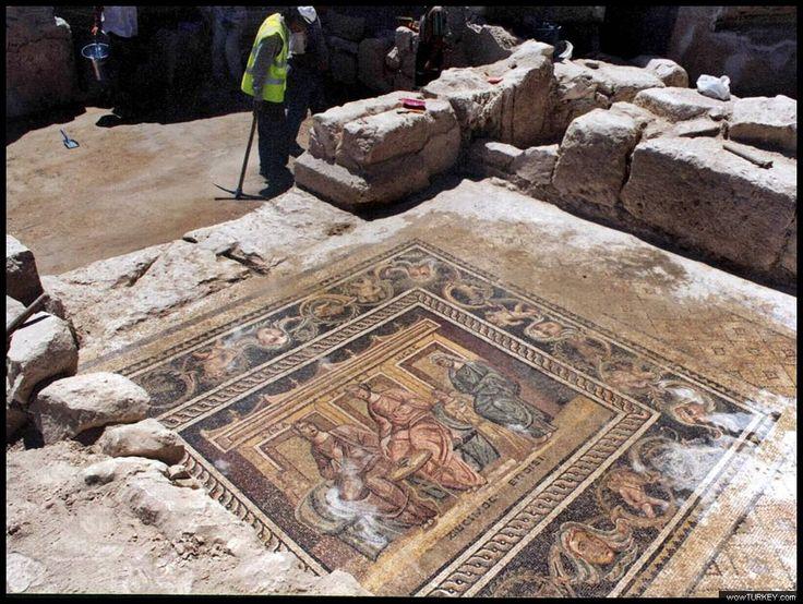 Gaziantep - Zeugma Antik Kenti - GAZİANTEP