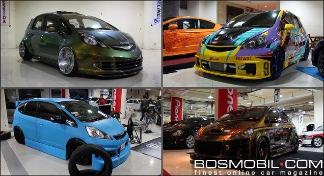 Parade Honda Jazz Keren Di Honda Day, Mana Pilihan Anda ? #BosMobil #HondaDay