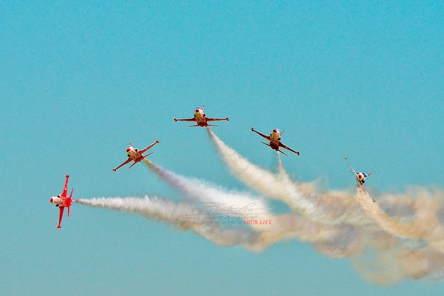 TURKISH STARS - Air Force Canadair NF-5A Freedom Fighter