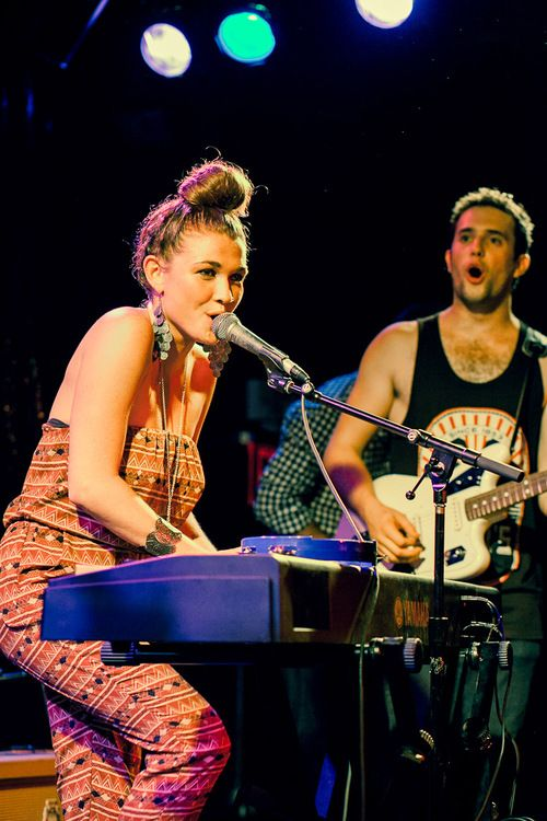Check out MisterWives. Oh so lovely!