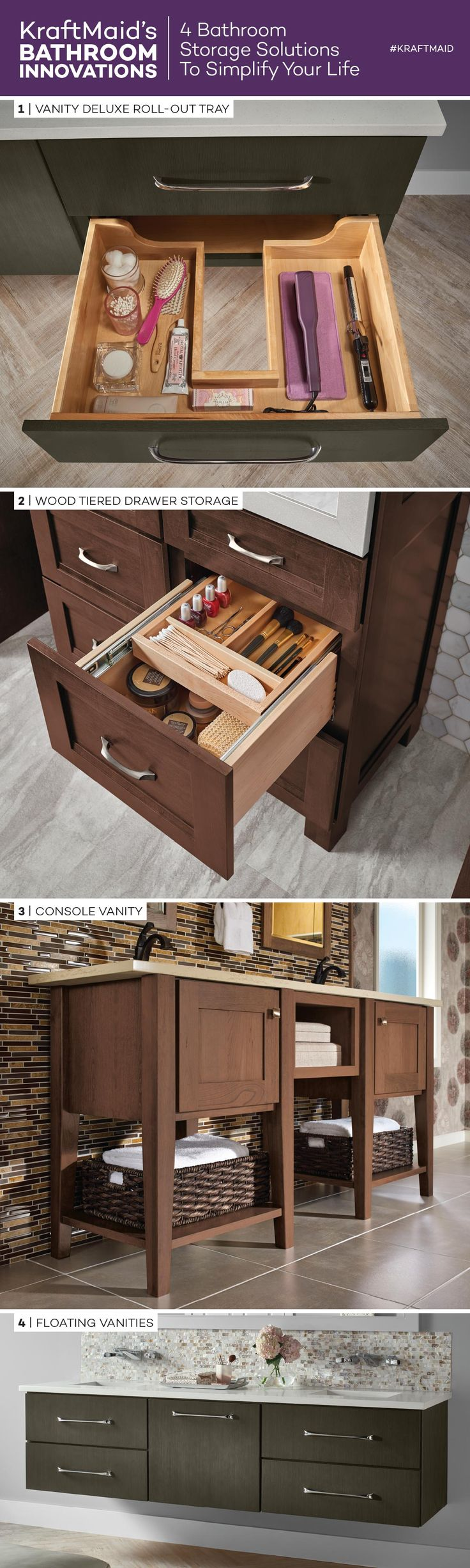 26 Best Kraftmaid Kitchen Amp Bath Storage Ideas Images On