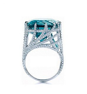 I was explaning the concept of a right hand ring to my husby the other day. This is a good example :) Tiffany & Co.