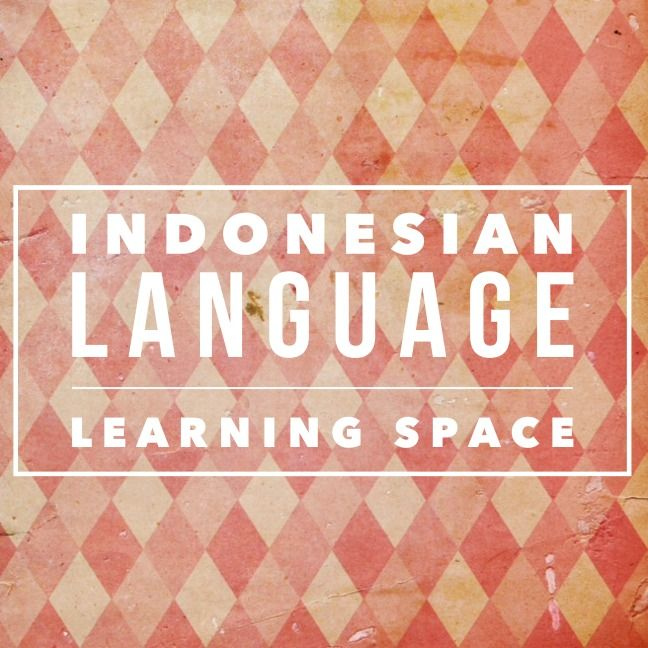 Learning Indonesian through the Indonesian Language Learning Space - a great resource for upper primary and secondary students that is jam packed with fun activities.