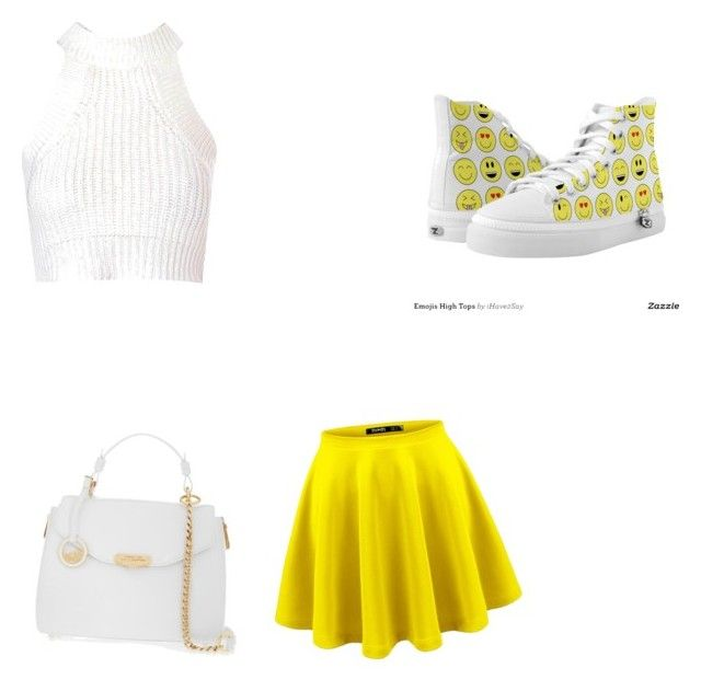 """"""""""" by super19fam on Polyvore featuring beauty, Glamorous and Versace"""