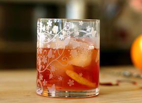 Old Fashioned #vintage #cocktails