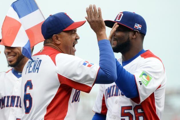Tony Peña es 1ra opción a dirigir a Dominicana en Clásico Mundial de Béisbol