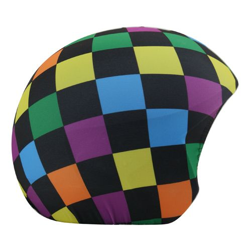 Coolcasc Helmet Covers - Printed Cool - Little Squares