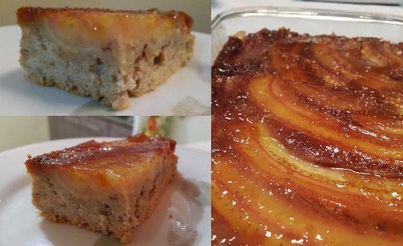 Receita fácil de bolo de banana com Whey Protein. Aprenda a fazer bolo de banana integral com Whey Protein e não descuide da sua dieta.