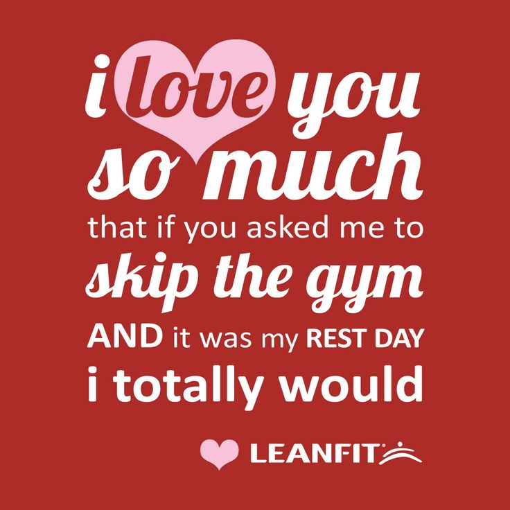 Click for more Funny Valentines Cards for the Fitness enthusiasts in your life.