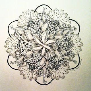 mandala tattoo wrist - Recherche Google