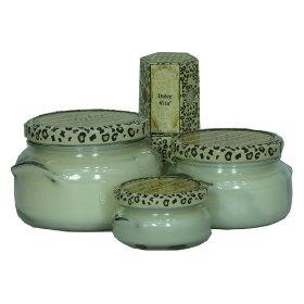 Tyler Glass Fragrance Candle 3.4 Oz,Dolce Vita by Tyler Company