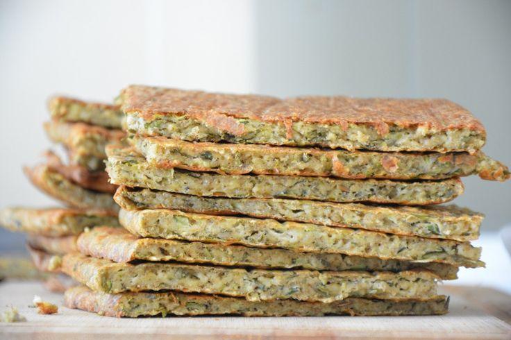 """Platbrood van groente! Tijdens het FODMAP dieet kun je iets heel erg gaan missen: brood. Dan heb ik het niet alleen over de smaak van brood, maar vooral over het gemak van """"even een broodje smeren"""". Toen ik dit recept van David en Luise van Green Kitchen Stories zag werd ik meteen enthousiast. Ten eerste […]"""