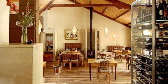 Fine Dining at Aubergine Restaurant, Cape Town