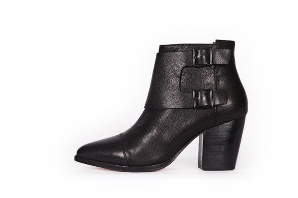 Zoe Kratzmann Blade Boot - if you haven't already, get a pair of point ankle boots for Winter!