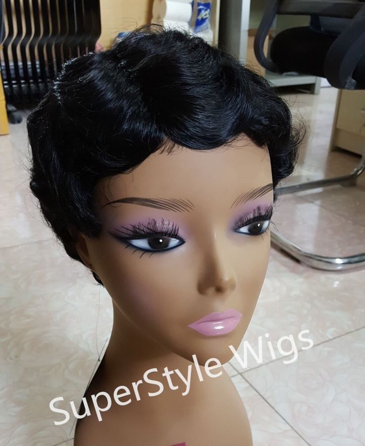 New Short black curly wig Afro African American Wigs for Black Women Star Fashion Synthetic Hair Free shipping on Aliexpress.com   Alibaba Group